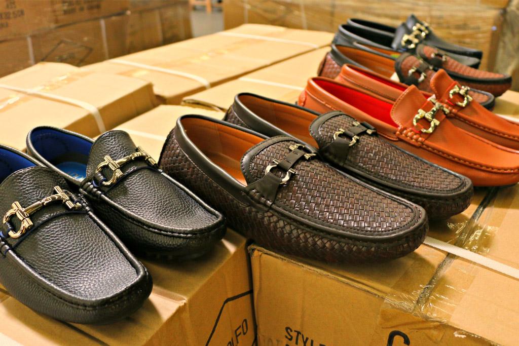 Counterfeit Salvatore Ferragamo Men's Loafers
