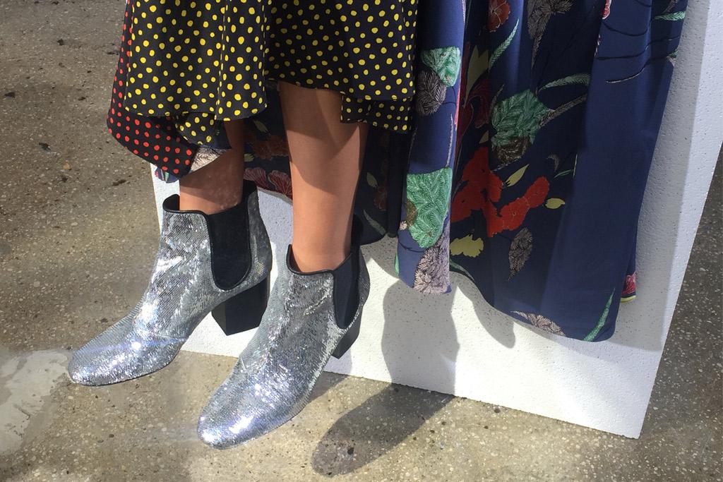 Diane Von Furstenberg Spring 2017 Shoes