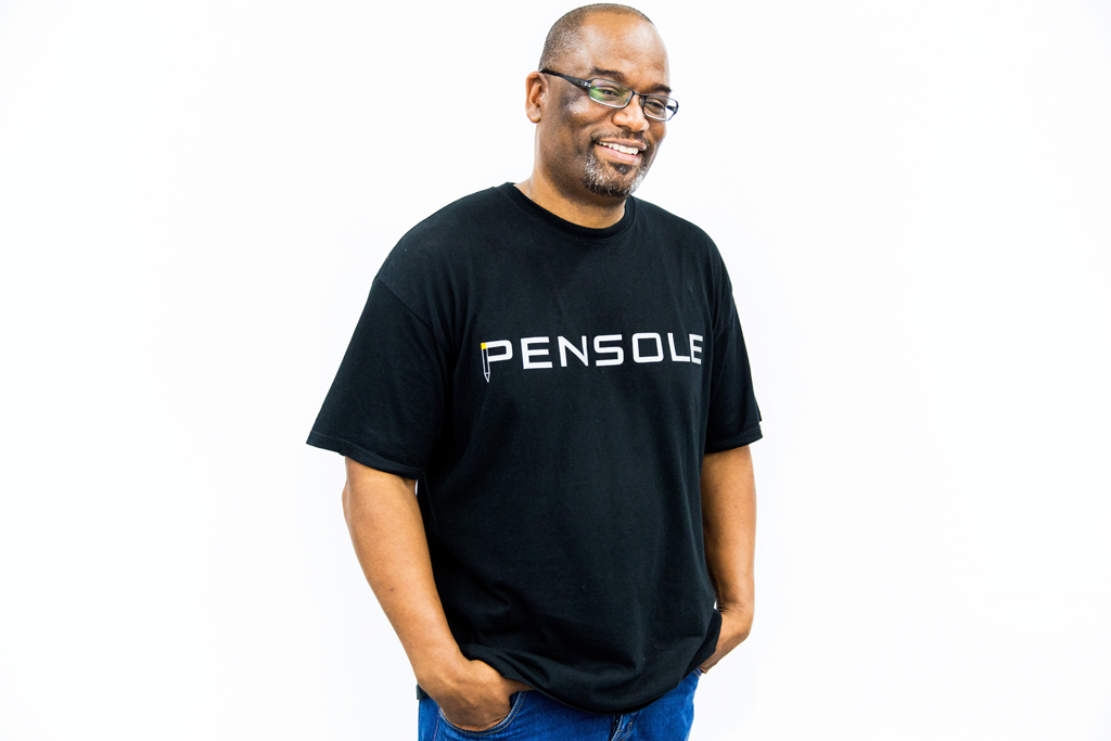 Pensole Design Academy founder D'Wayne Edwards.