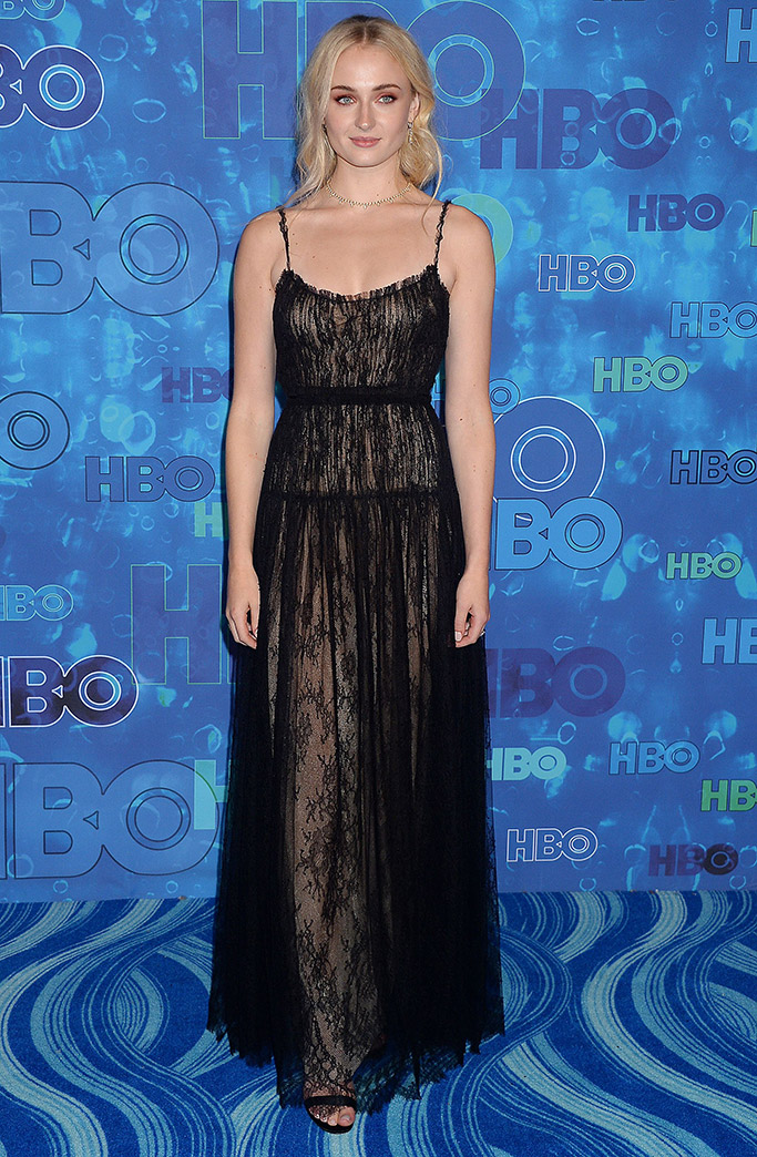 Sophie Turner Emmys 2016 After-Party