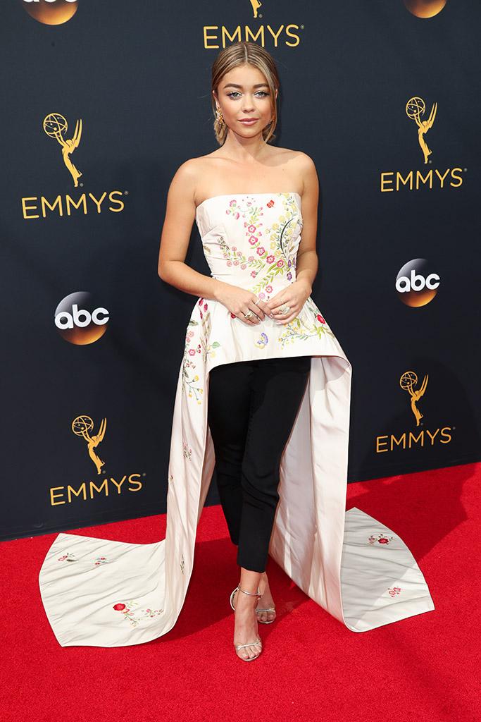Emmys 2016 Sarah Hyland