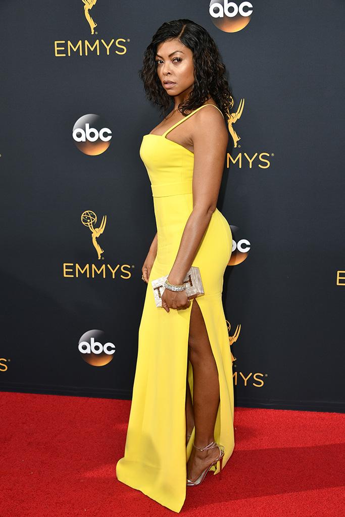 Emmys 2016 Taraji P. Henson