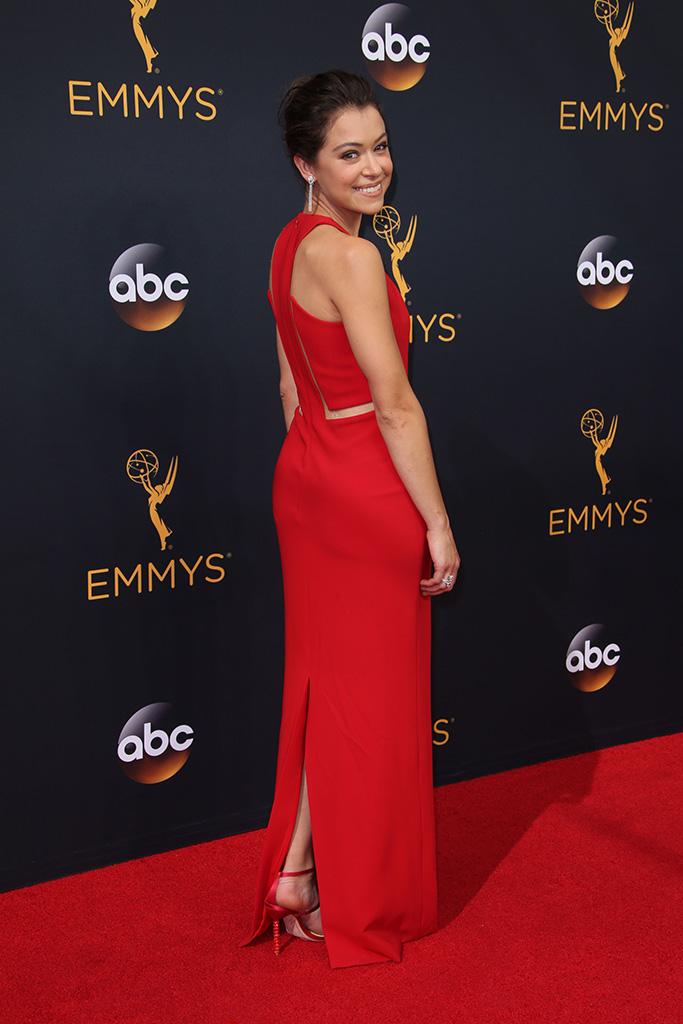 Emmys 2016 Tatiana Maslany