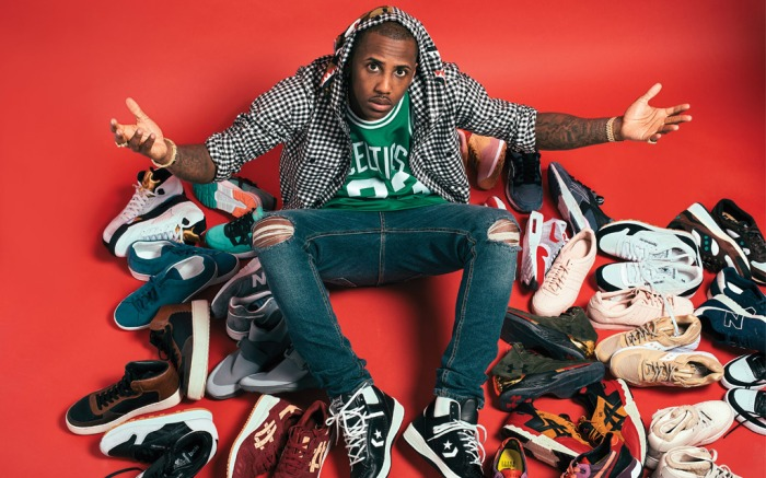 Fabolous Sneakerhead Converse