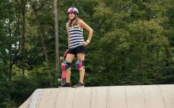 skateboarder lyn-z pastrana
