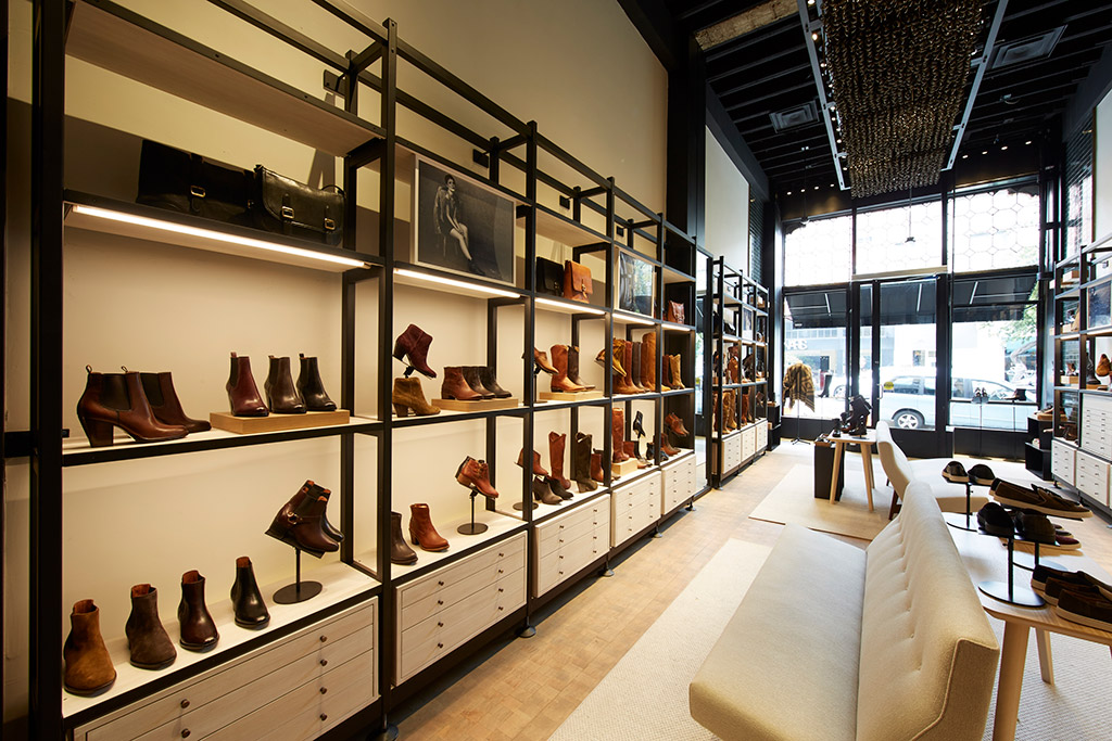 Frye Store Opens in San Francisco