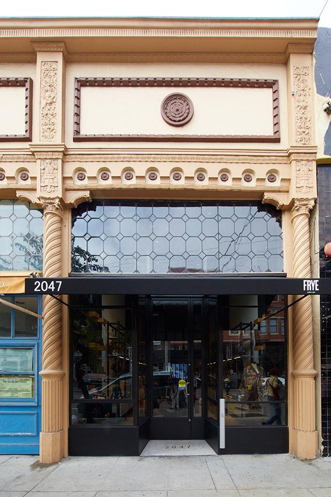 Frye Store Opens in San Francisco