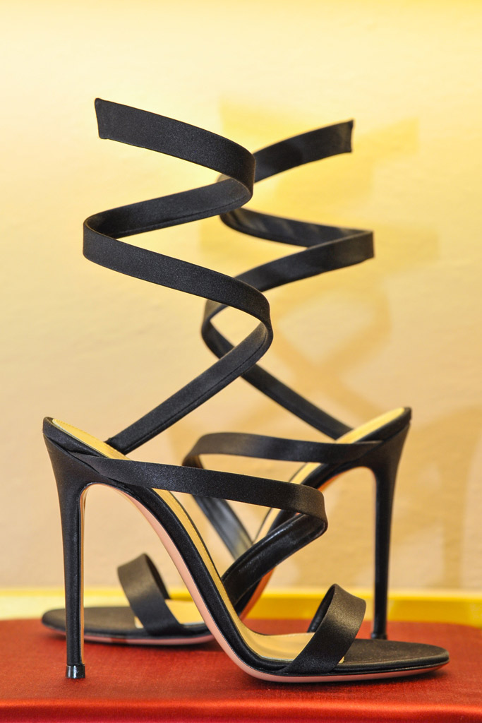 Gianvito Rossi Spring '17 Shoes