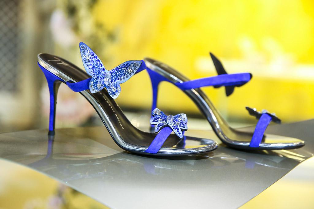 Giuseppe Zanotti Spring '17 Shoes