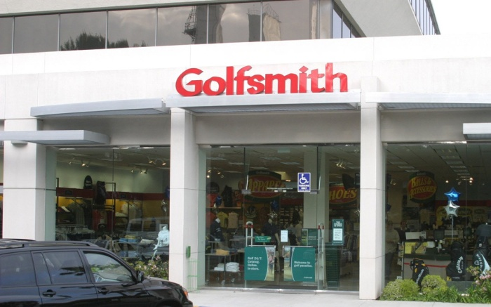Golfsmith store