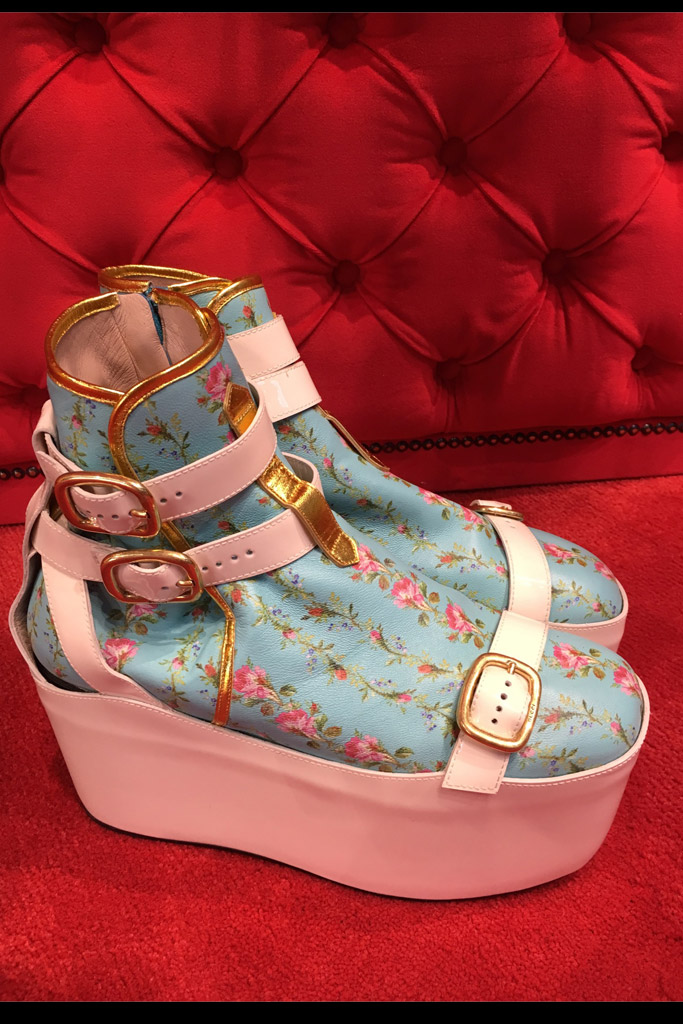 Gucci Spring 2017 Shoes