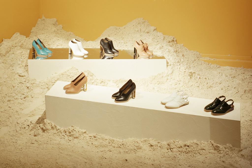 Hermès Spring 2017 Shoes