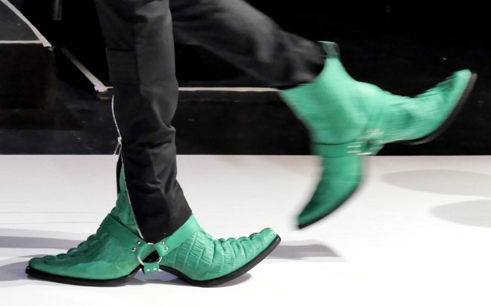 Craziest NYFW Shoes