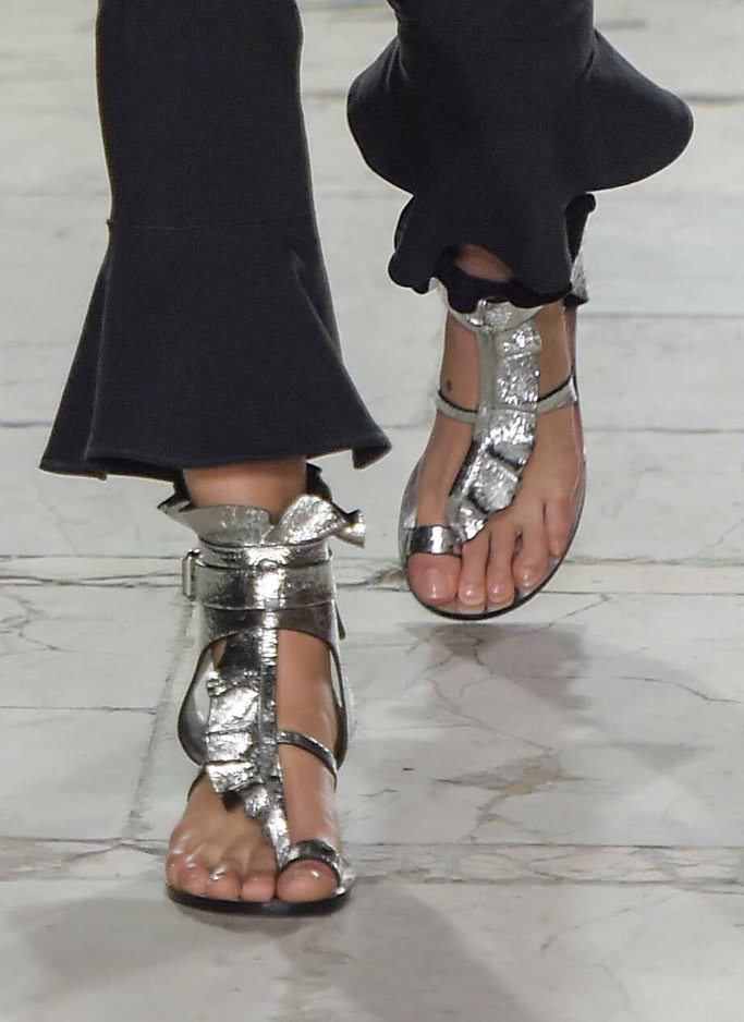 Isabel marant Spring 2017 Shoes