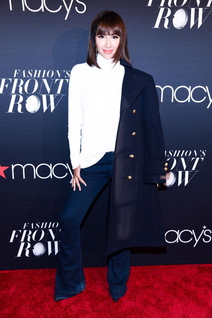 Jackie Cruz Orange is the New Black Fashion Week
