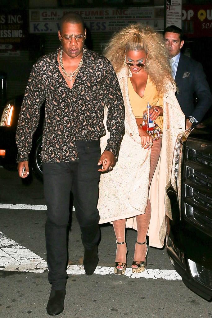 Beyonce Soul Train Party