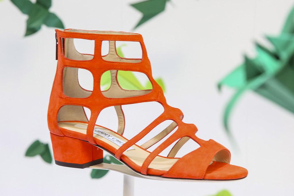Jimmy Choo Spring '17 Shoes