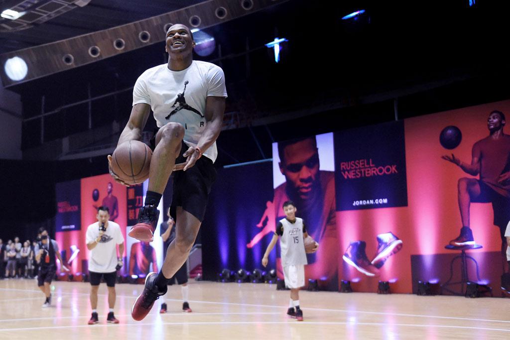 Russell Westbrook Jordan Brand