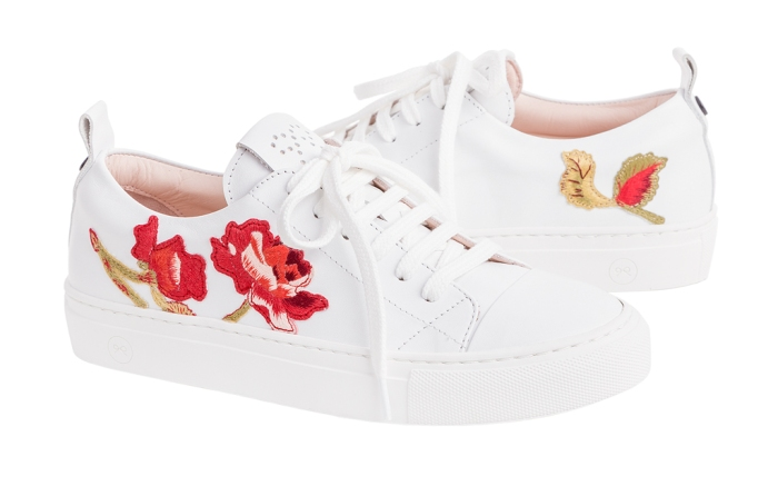 Josefinas Rose Couture Sneakers