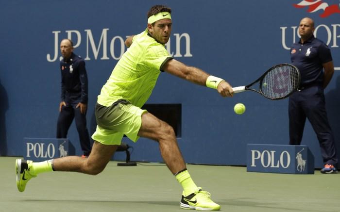 Juan Martin Del Potro U.S. Open
