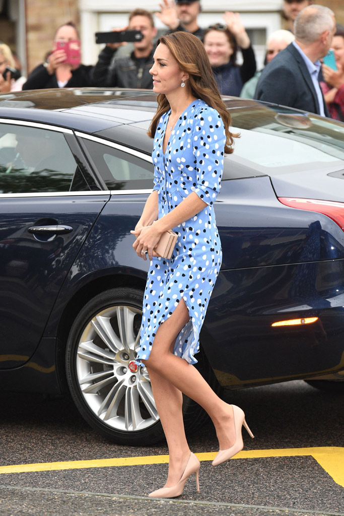 Kate Middleton L.K. Bennett Fern Pumps