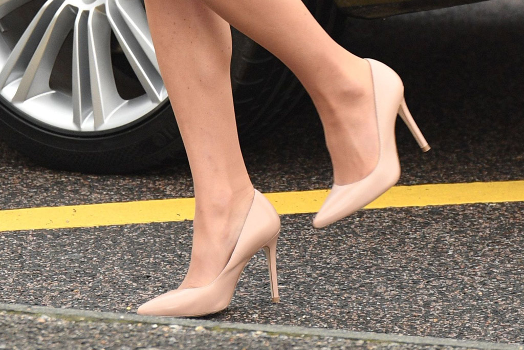 Kate Middleton LK Bennett Fern Pumps