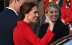 Kate Middleton Canada Trip Style Tod's