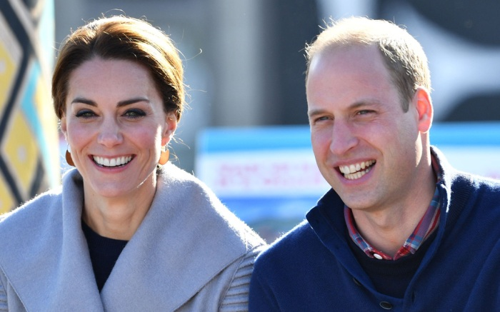 Kate Middleton Canada Trip Style R.Soles Boots