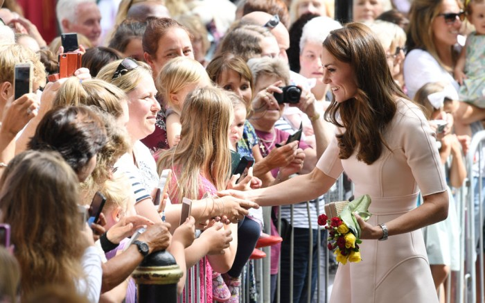 Kate Middleton Monsoon Wedges