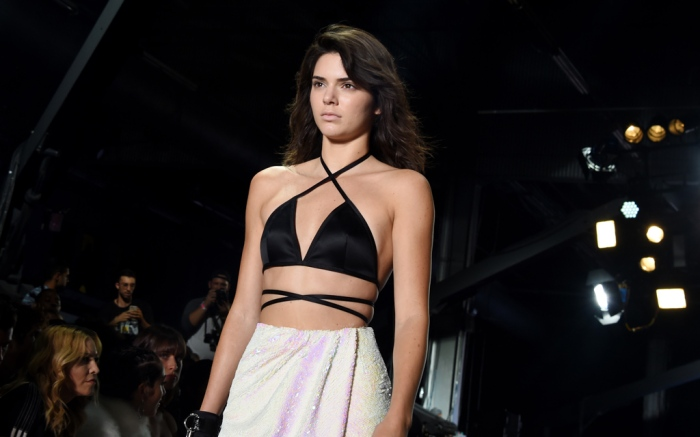 Kendall Jenner New York Fashion Week