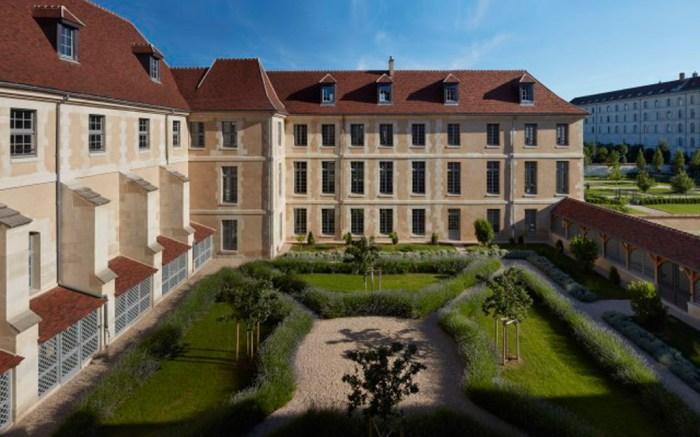 Kering Balenciaga Headquarters Paris