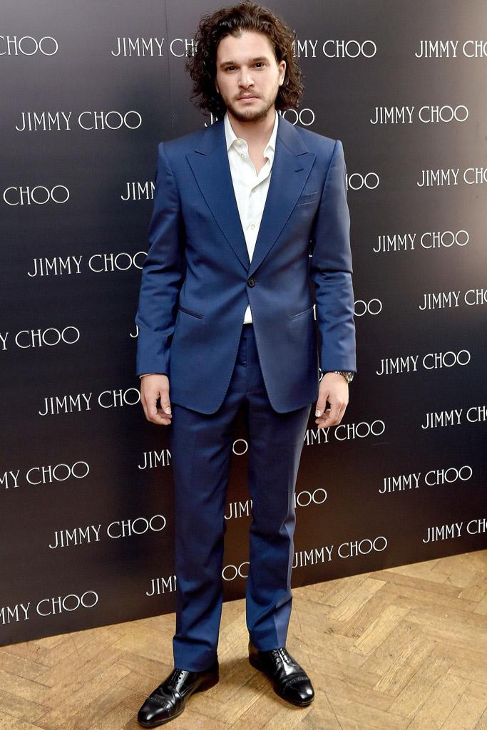 Kit Harington Game of Thrones Jimmy Choo