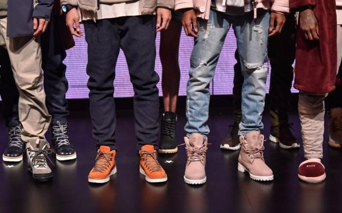 Kithland Fashion Week Show Shoes