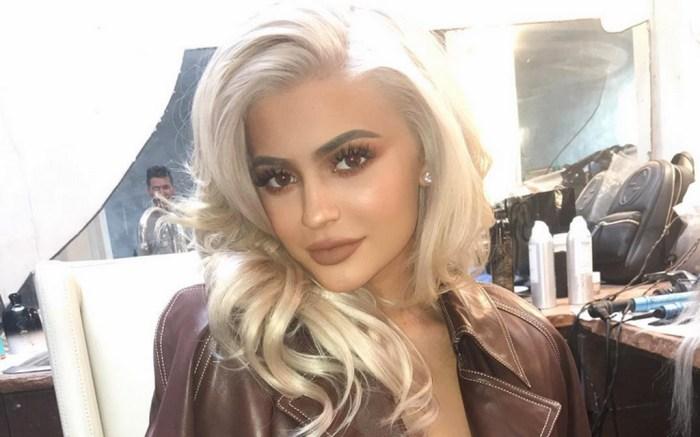 Kylie Jenner Photo Shoot Snapchat