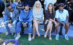 Kylie Jenner Yeezy Season 4 Show