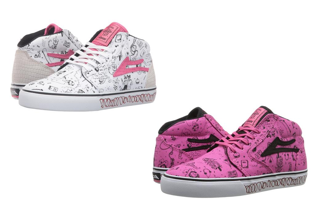 Lena Dunham Lakai Sneakers Zappos