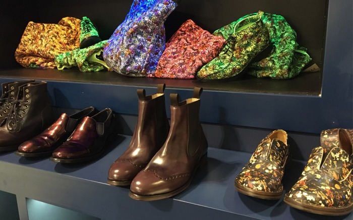 Shoes at Lineapelle