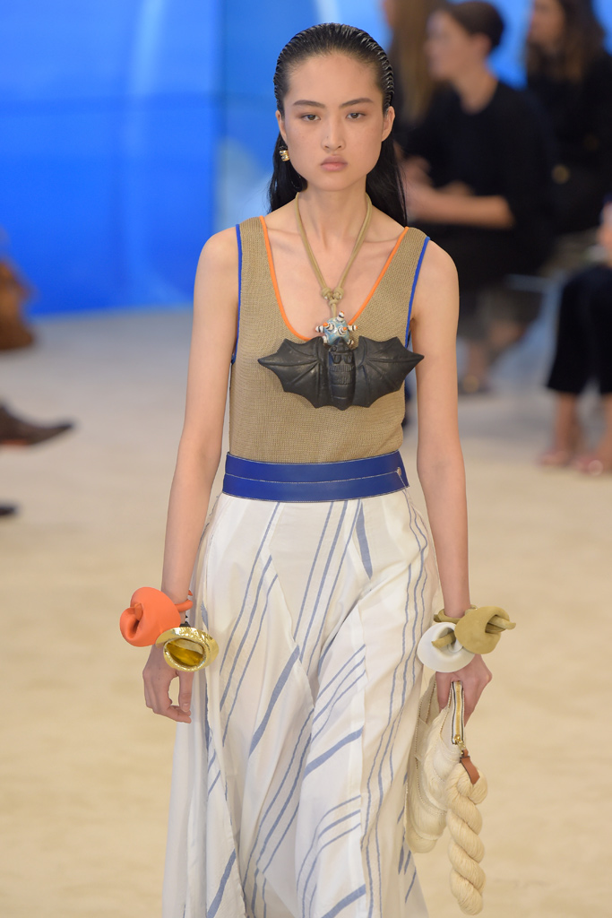 Loewe Spring 2017 Collection