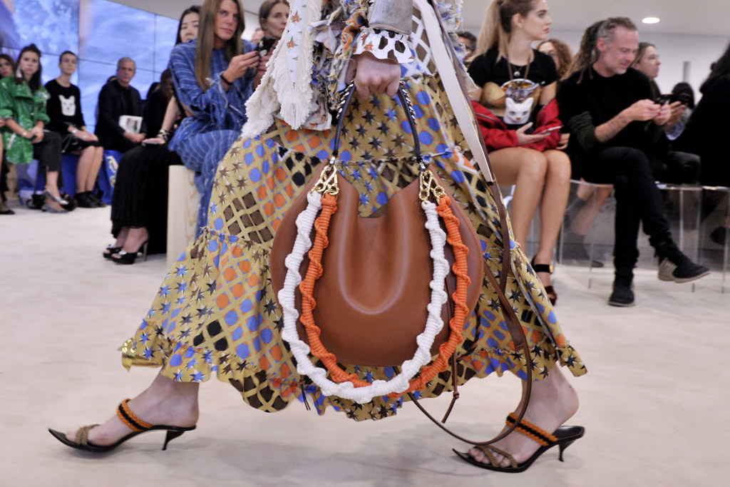 Loewe spring '17 collection.