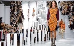 Mary Katrantzou london fashion week lfw