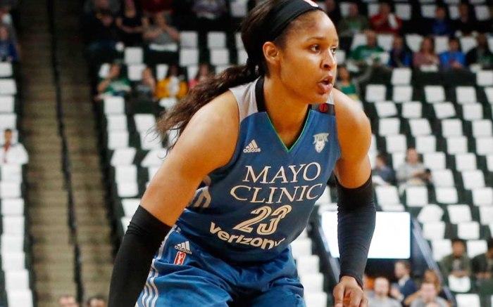 maya moore Minnesota Lynx WNBA