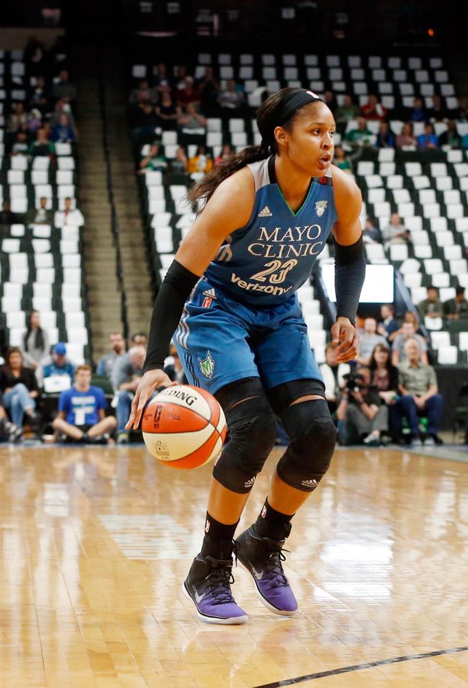 Minnesota Lynx WNBA maya moore