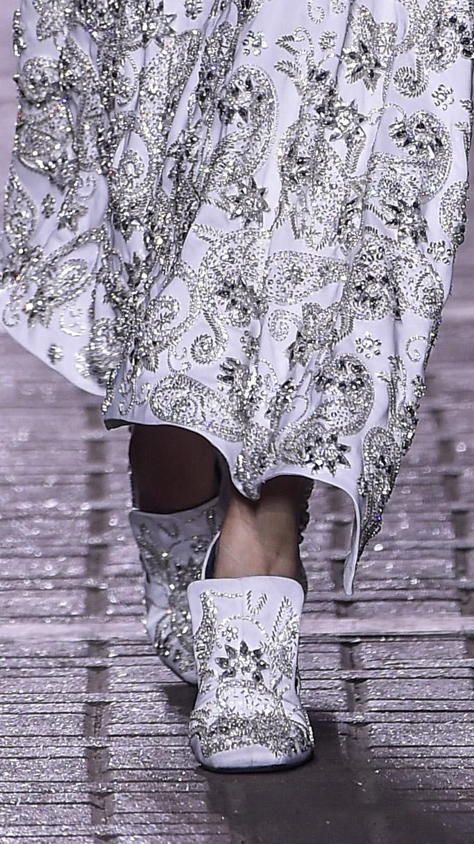 mulberry london fashion week spring 2017 runway lfw