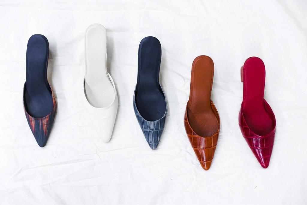 George Esquivel Brock Shoes