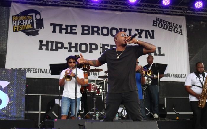 Nas Brooklyn Hip-Hop Festival July 2016