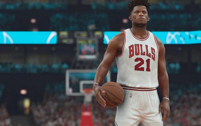 Jimmy Butler NBA 2K17