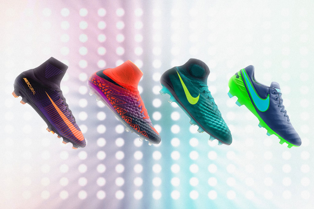 Nike to Release Floodlights Soccer Pack