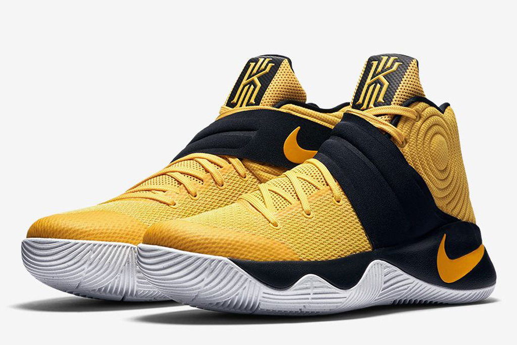Nike Kyrie 2 Tour Yellow