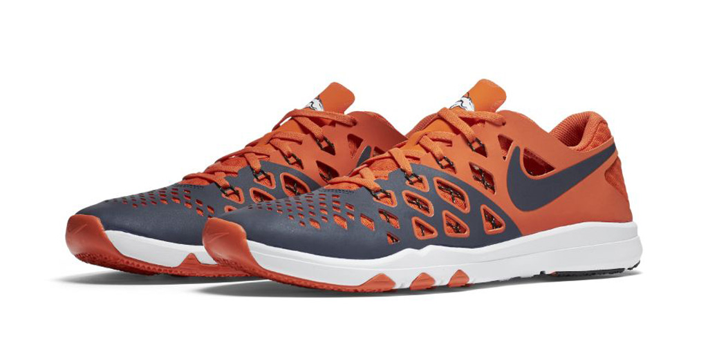 Nike Train Speed 4 NFL Kickoff Collection Broncos