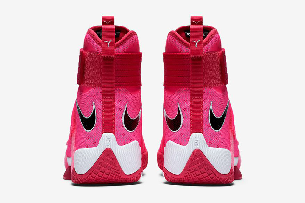 Nike Zoom LeBron Soldier 10 for Breast